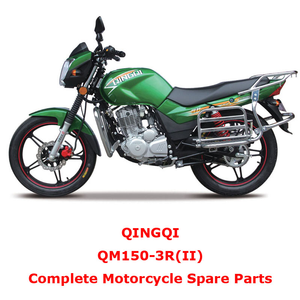 QINGQI QM150-3R II Complete Motorcycle Spare Parts