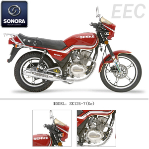 SENKE SK125-7Ee Engine Spare Parts Complete Body Kit Original Spare Parts