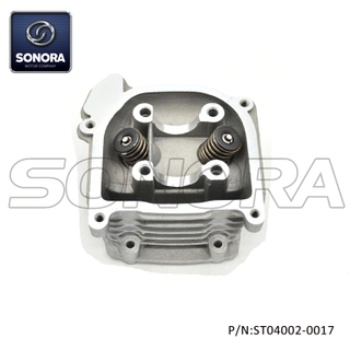 GY6-80 139QMAB Cylinder head with valve 52MM with EGR (P/N: ST04002-0017) Top Quality