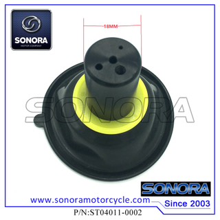 139QMA GY6 50 60 80 18MM Carburettor Diaphragm (P/N:ST04011-0002) Top Quality