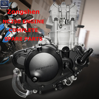 Zongshen NC250 Engine Complete Spare Parts Kayo BSE Xmotos Original Spare Parts