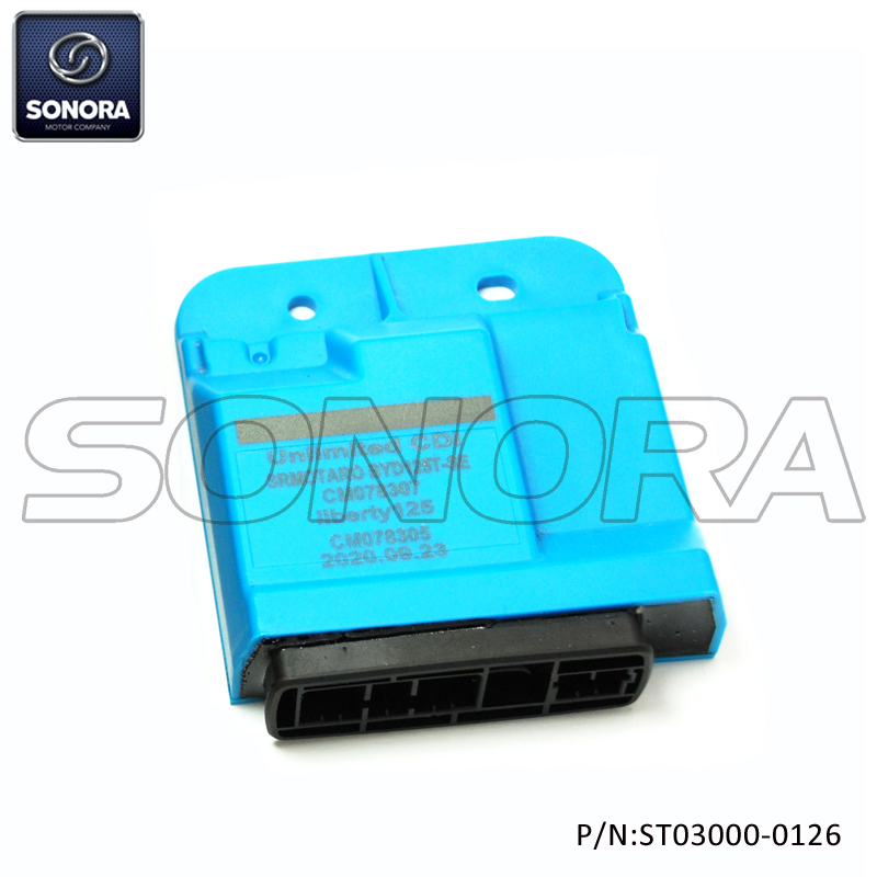 Liberty 125 CM078305 Performance ECU(P/N:ST03000-0126) top quality