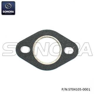 Minarelli Exhaust gasket with studs and nuts M6x32mm(P/N:ST04105-0001)top quality