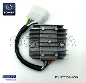 Benzhou Scooter 125cc Rectifier 6cables(P/N:ST03004-0007) top quality