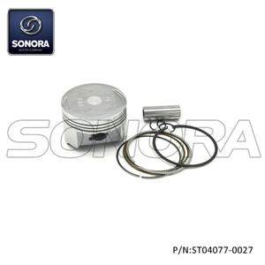 PCX125 Piston kit (P/N:ST04077-0027) Top Quality
