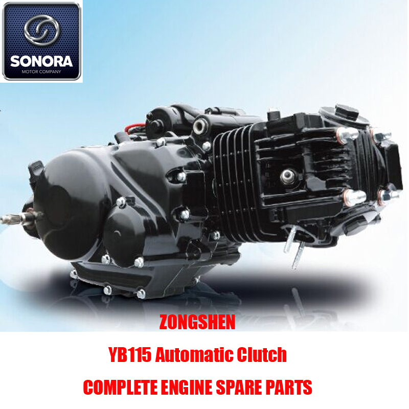Zongshen YB115 Automatic Clutch Complete Engine Spare Parts Original Parts