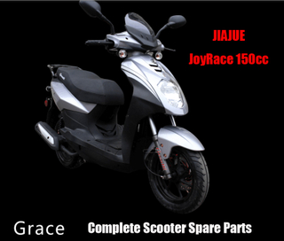 Jiajue Grace150 Scooter Parts Complete Scooter Parts