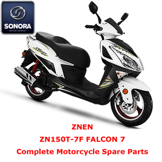Znen ZN150T-7F FALCON 7 Complete Scooter Spare Part