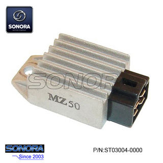 Voltage Regulator Rectifier Gy6 50cc 4pin(P/N:ST03004-0000) top quality
