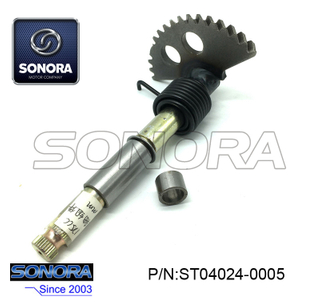 GY6 125 Kick Start Shaft Gear 169MM (P/N:ST04024-0005) Top Quality