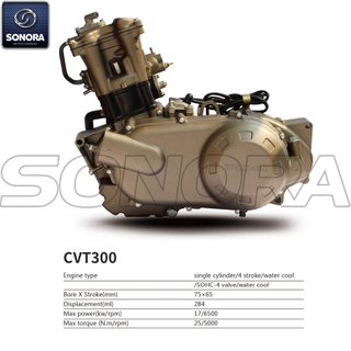 Yinxiang Engine CVT300 BODY KIT ENGINE PARTS COMPLETE SPARE PARTS ORIGINAL SPARE PARTS