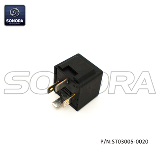 Starter relay Yamaha Peugeot (4 pins) (P/N:ST03005-0020) Top Quality