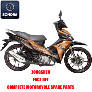 Zongshen FACE OFF Complete Engine Body Kit Spare Parts Original Spare Parts