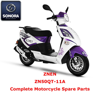 ZNEN ZN50QT-11A Complete Scooter Spare Part