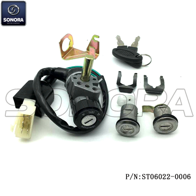 ZNEN ZN50QT-E1 Lock Set (P/N:ST06022-0006) Top Quality
