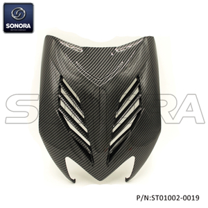 MBK NITRO YAMAHA AEROX YQ50L Front cover-Carbon look(P/N:ST01002-0019) top quality