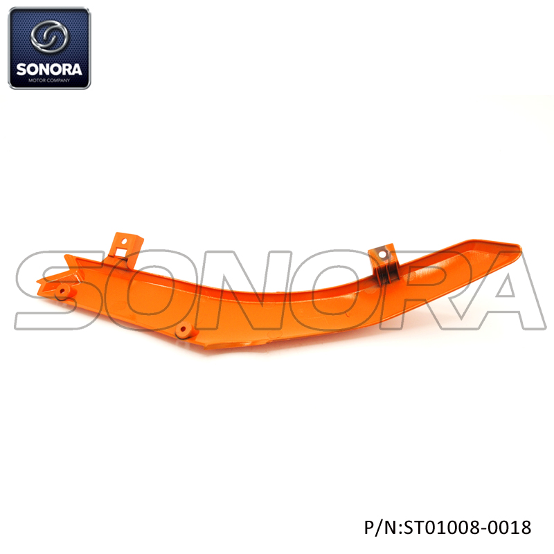 Kreidler DICE SM125 Pro Tankcover right orange (P/N:ST01008-0018) Top Quality