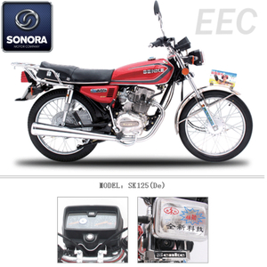 SENKE SK125 De Engine Spare Parts Complete Body Kit Original Spare Parts