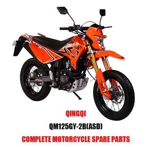 QINGQI QM125GY-2B ASD Engine Parts Motorcycle Body Kits Spare Parts Original