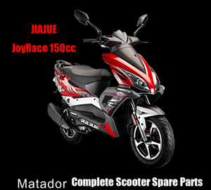 Jiajue Matador150 Scooter Parts Complete Scooter Parts