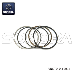 139QMA GY6-50 47MM Piston Ring kit (P/N:ST04043-0004) Top Quality