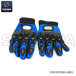 Gloves Blue Size 8 Medium(P/N:ST07003-0003) Top Quality