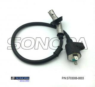 4 Valve Scooter Ignition Coil(P/N:ST03006-0003) top quality