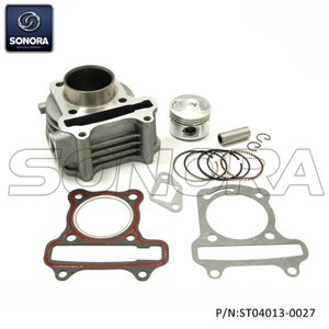 GY6 70cc 139QBM Cylinder Kit 44mm(P/N:ST04013-0027) top quality