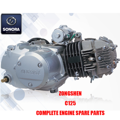 Zongshen C125 Complete Engine Spare Parts Original Parts