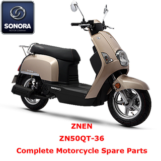ZNEN ZN50QT-36 Complete Scooter Spare Part