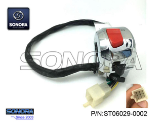 BAOTIAN BT49QT-11A3(2B) Handle switch assy RIGHT ( P/N:ST06029-0002) TOP QUALITY