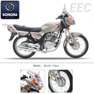 SENKE SK125-7 Qe Engine Spare Parts Complete Body Kit Original Spare Parts