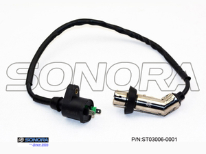 Steel Spark Plug Cap Ignition Coil(P/N:ST03006-0001) top quality