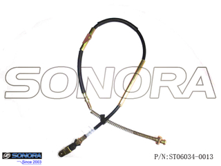Qingqi Motorcycle QM125-2C Rear brake cable