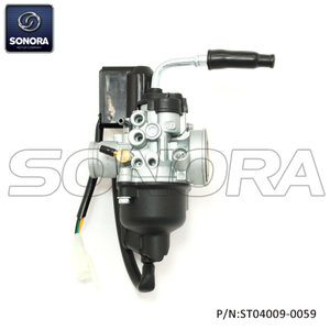 piaggio typhoon 50 E3 Carburetor (P/N: ST04009-0059) Top Quality