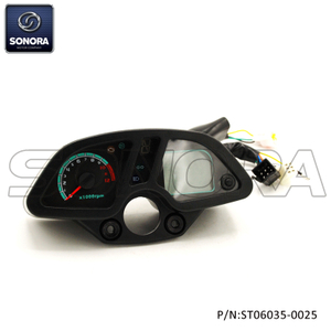 QINGQI Dice SM 125i speedometer (P/N:ST06035-0025) Top Quality