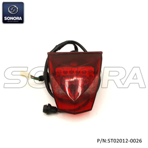 Sinnis Apache 125 QM125GY-2B Tail light(P/N:ST02012-0026) Top Quality