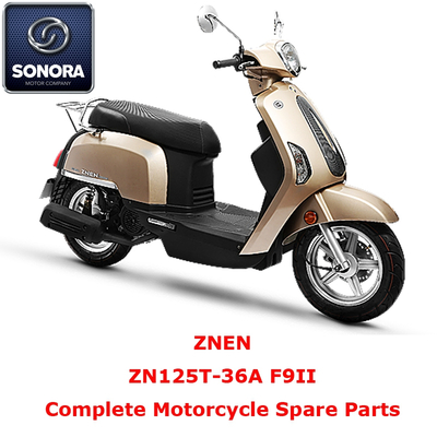 Znen ZN125T-36A Complete Scooter Spare Part