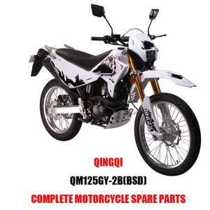 QINGQI QM125GY-2B BSD Engine Parts Motorcycle Body Kits Spare Parts Original