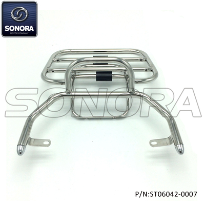 BAOTIAN SPARE PARTS BT49QT-21 Rear carrier (P/N:ST06042-0007) Top Quality
