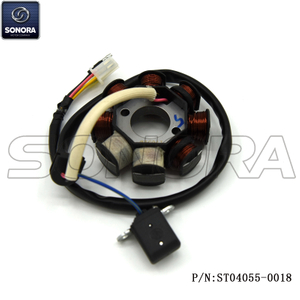 139QMA Full wave Stator with 2 Pin plug (P/N:ST04055-0018) Top Quality