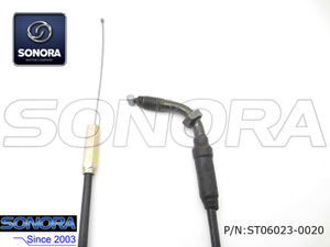 Qingqi Scooter QM125-2D Throttle cable assy.(P/N:ST06023-0020) top quality