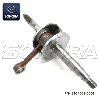 1E40QMA 2T Crankshaft (P/N:ST04008-0002) Top Quality