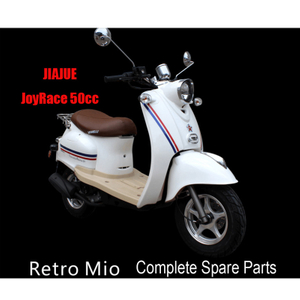 Jiajue 50cc Scooter Parts Reta Mio Scooter Parts