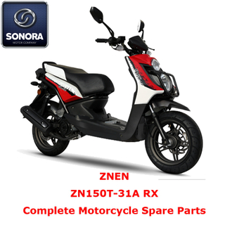 Znen ZN150T-31A RX Complete Scooter Spare Part