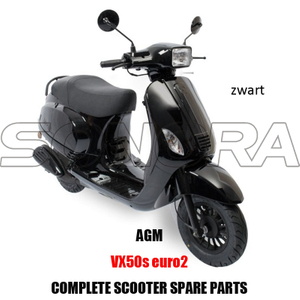 AGM VX50s SCOOTER BODY KIT ENGINE PARTS COMPLETE SCOOTER SPARE PARTS ORIGINAL SPARE PARTS