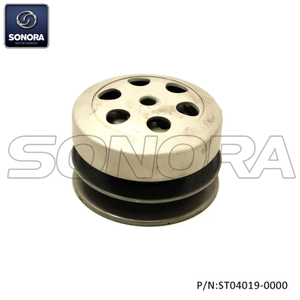 GY6 139QMA 139QMB 50cc 4T Clutch Rear Pulley (P/N:ST04019-0000)Top Quality